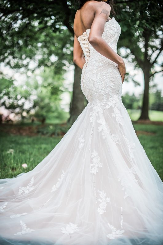 mermaid wedding dress Brides & Tailor