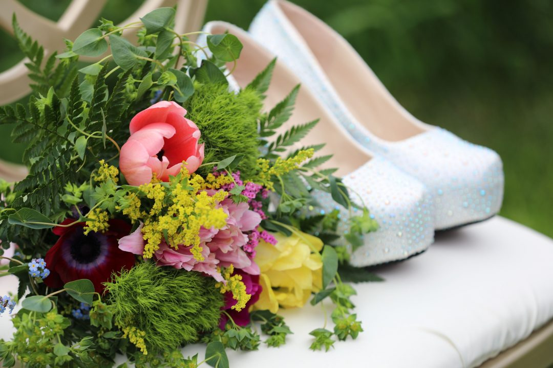 Pink/Coral Styled Shoot by Brides & Tailor